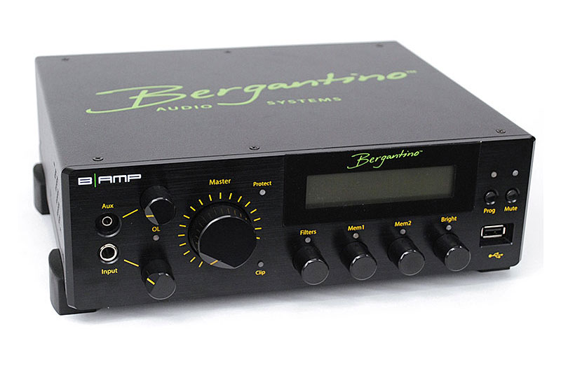 【新製品】Bergantino B|Amp