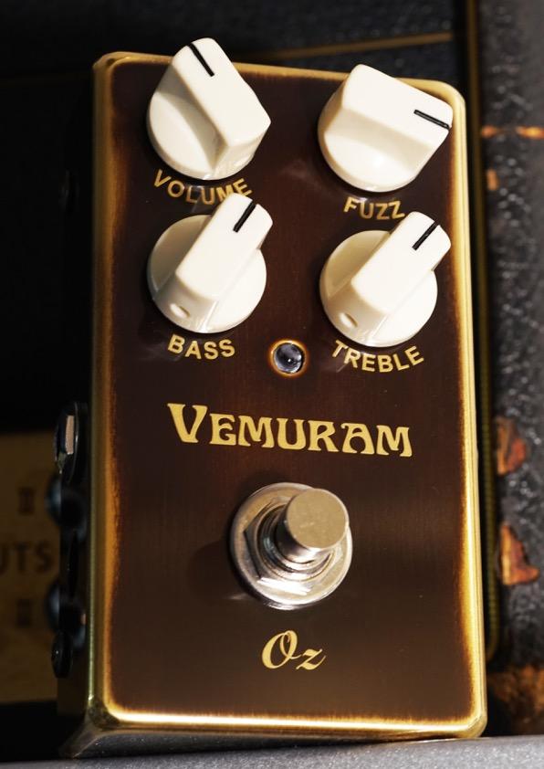 【新製品】VEMURAM / Oz