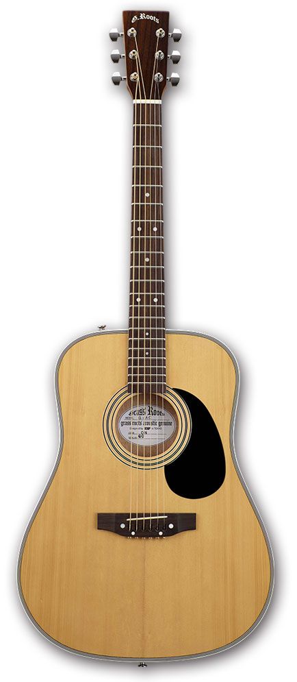 【アコースティックギター】GrassRoots G-AC-D / Natural