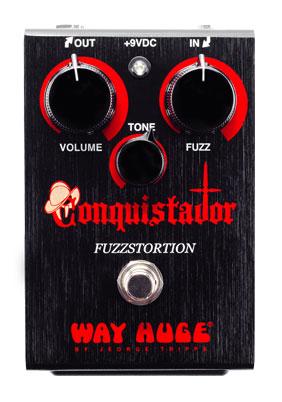 Way Huge / Conquistador Fuzzstortion WHE406