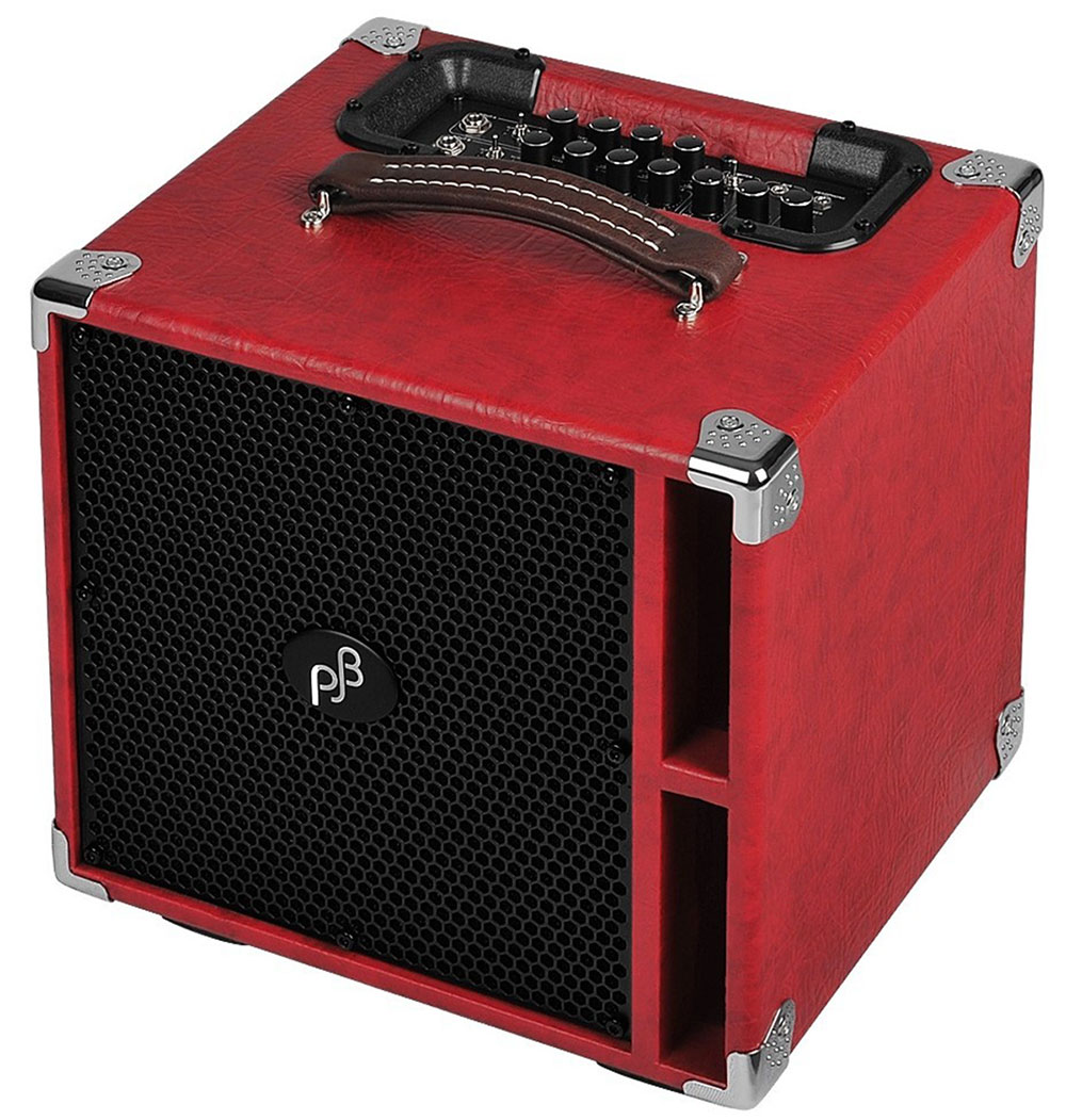 Phil Jones Bass / Suitcase Compact/Red
