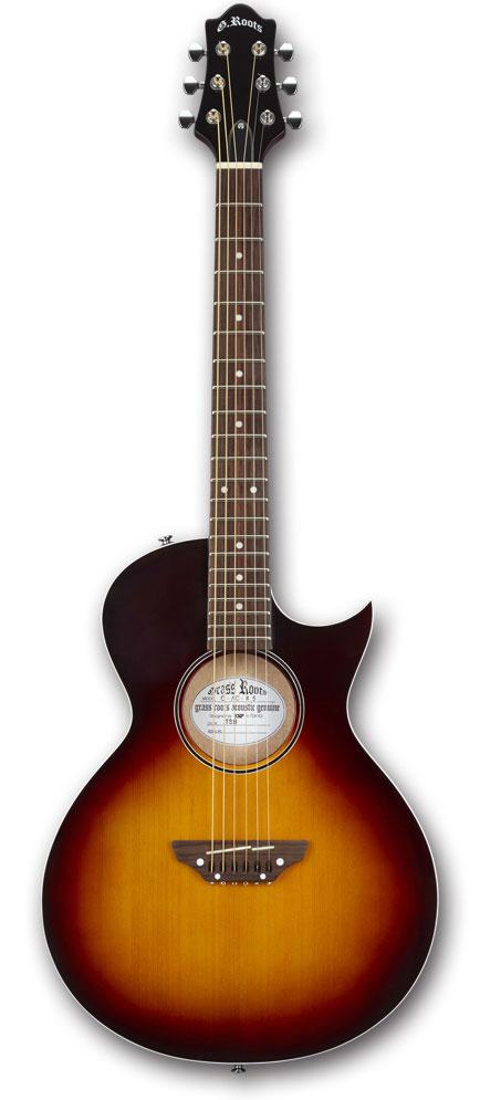 【アコースティックギター】GrassRoots G-AC-45 / Tobacco Sunburst