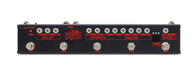 VALETON VES-3 / Dapper Dark