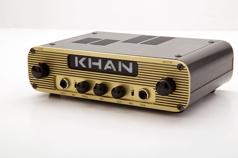 KHAN AUDIO Pak Amp Single Channel