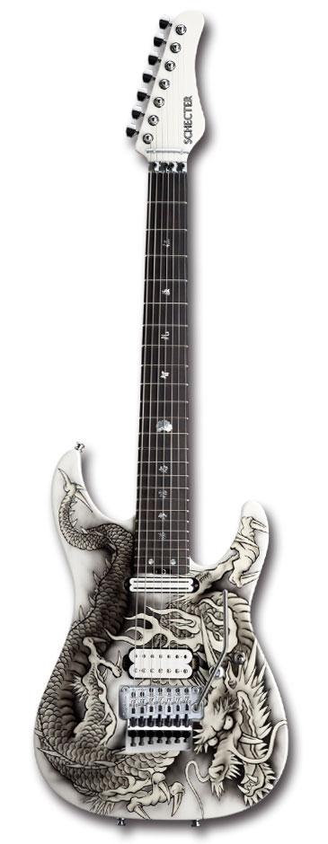 【予約商品】SCHECTER AC-T7/SIG【小林信一モデル】【7弦ギター】