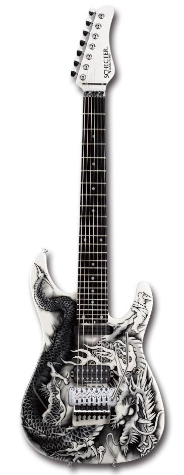 【予約商品】SCHECTER PA-ZK-T7【小林信一モデル】【7弦ギター】