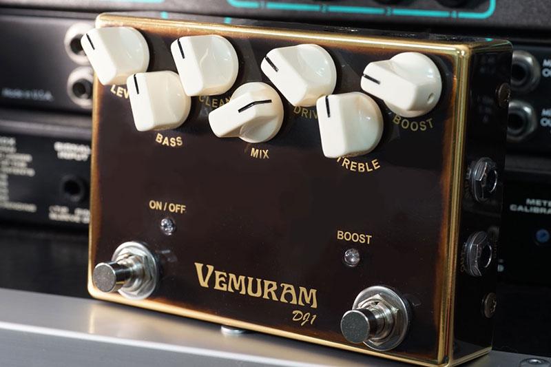 【新製品】VEMURAM / DJ1