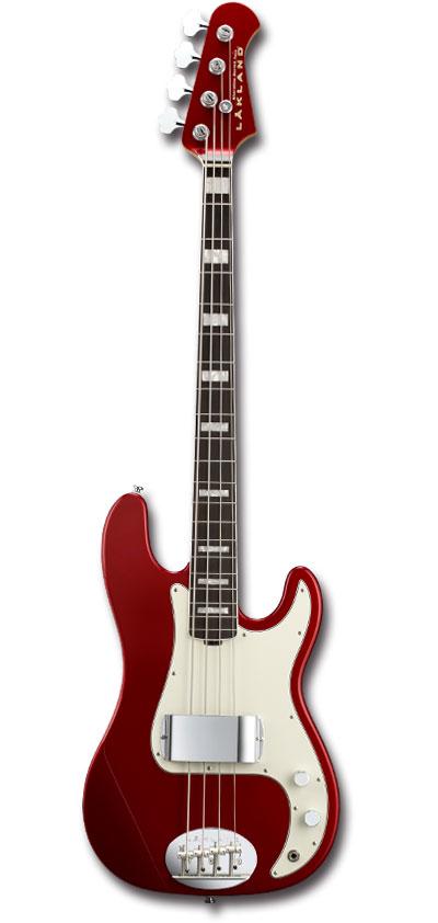 【受注生産】LAKLAND SL44-64 Custom/MH(Candy Apple Red )