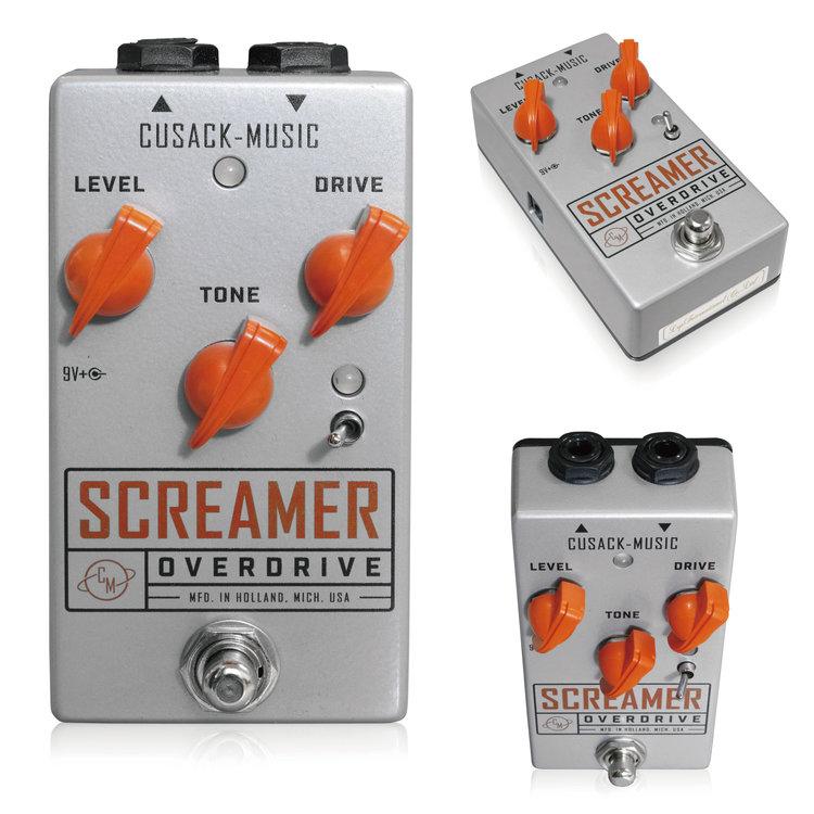 Cusack Music / Screamer V2