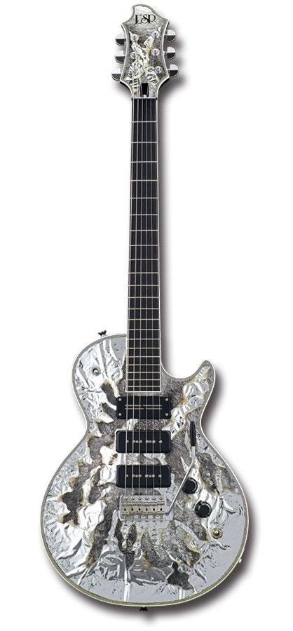【受注生産】ESP Artist Series SUGIZO ECLIPSE 20th Anniversary Signature Model ECLIPSE S-III BRILLIANT -MIXEDMEDIA-【限定10本】