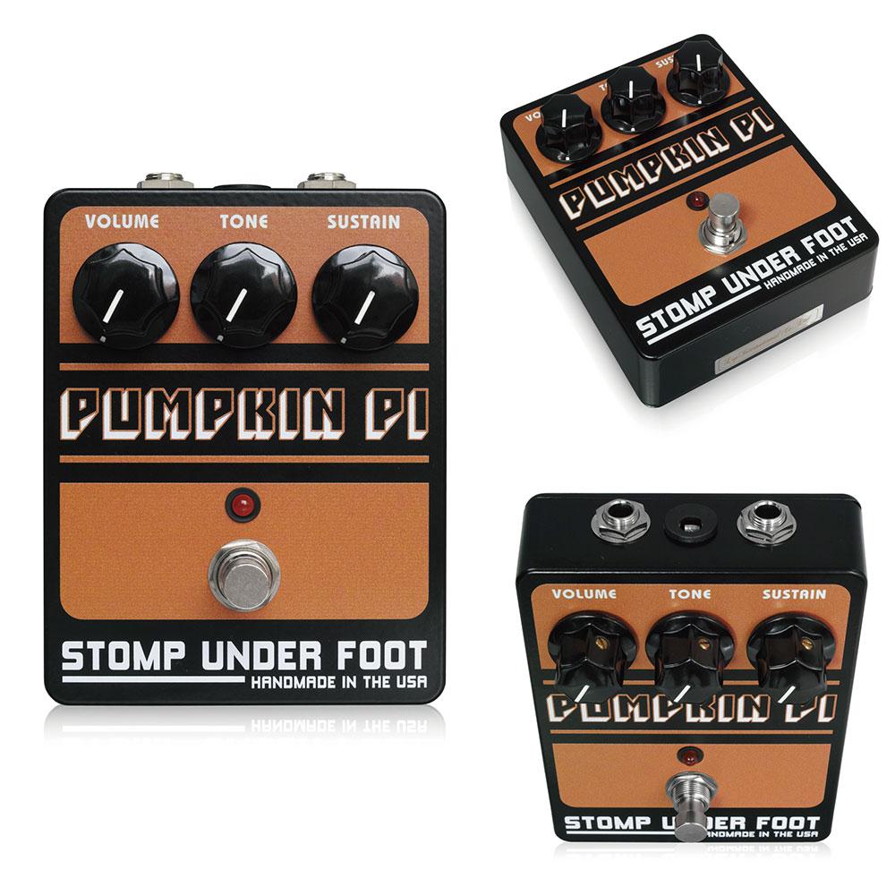 Stomp Under Foot / Pumpkin Pi