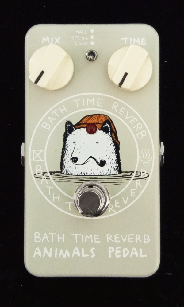 Animals Pedal / Bath Time Reverb