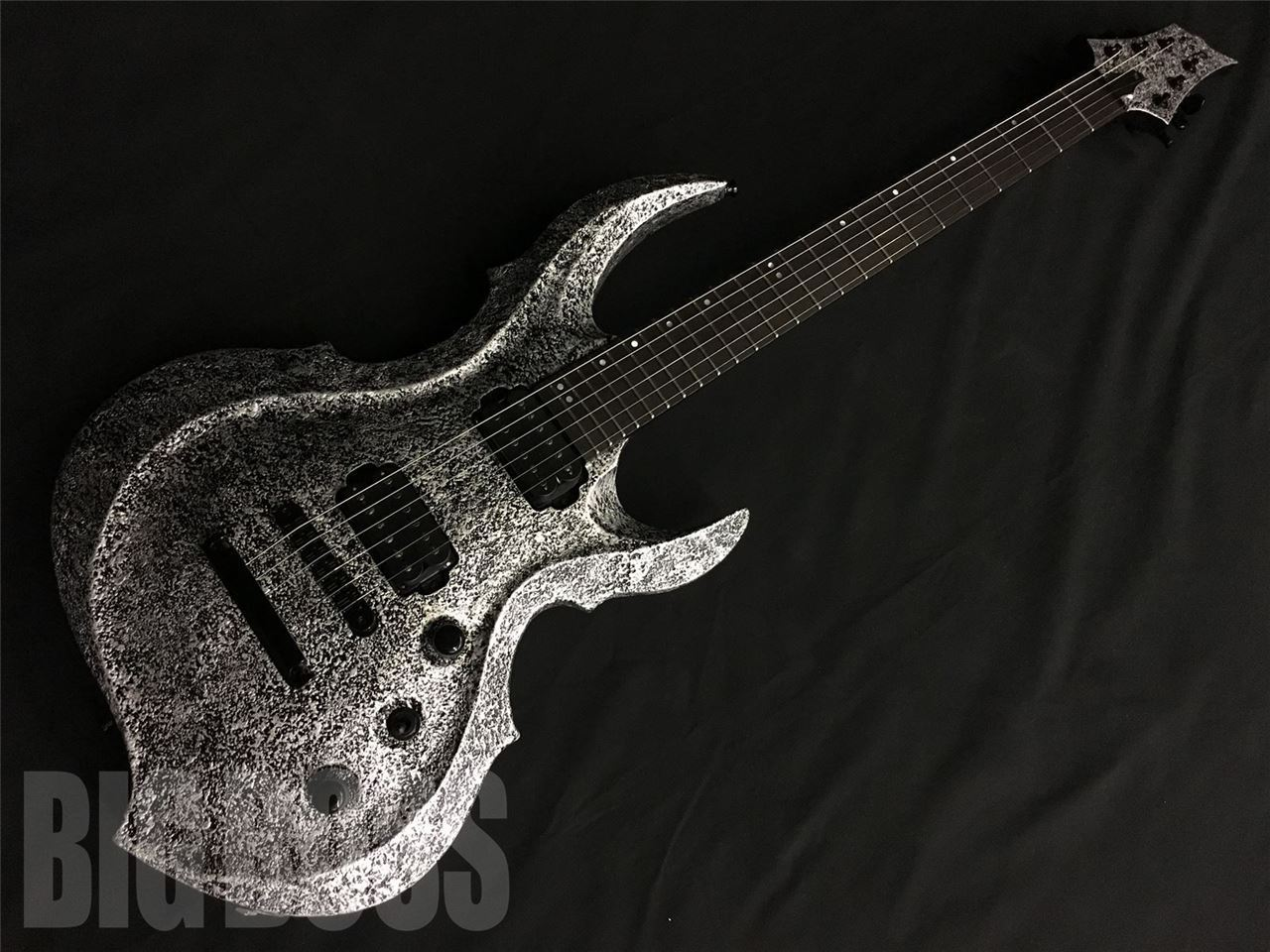 【即納可能】ESP FRX NT / Cast Metal Silver