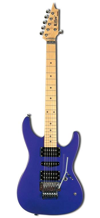 【予約商品】Killer KG-STARSHELL / Sparkling Purple