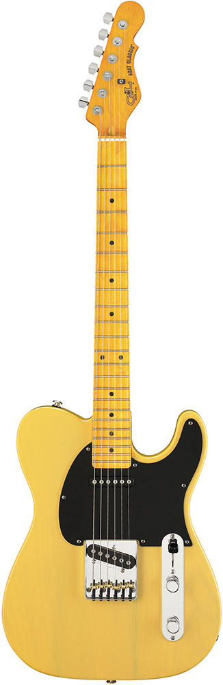 G&L USA Series ASAT Classic - Butterscotch Blonde
