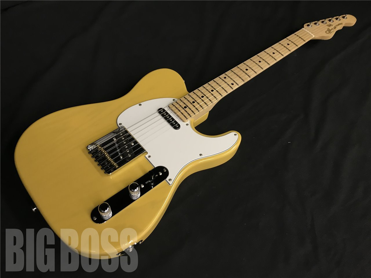 【即納可能】G&L USA Series ASAT Classic - Butterscotch Blonde