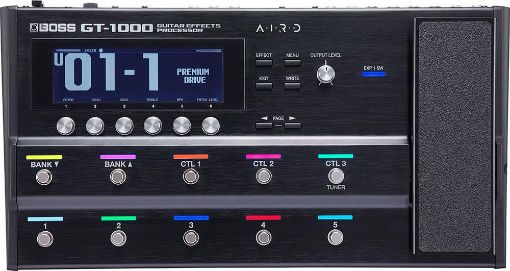 【即納可能】BOSS / GT-1000 ギターエフェクトプロセッサー