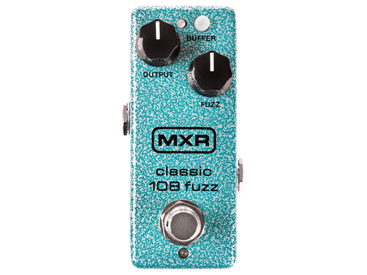 MXR M296 CLASSIC 108 FUZZ (MINI)