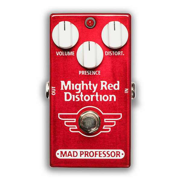 MAD PROFESSOR / Mighty Red Distortion FAC