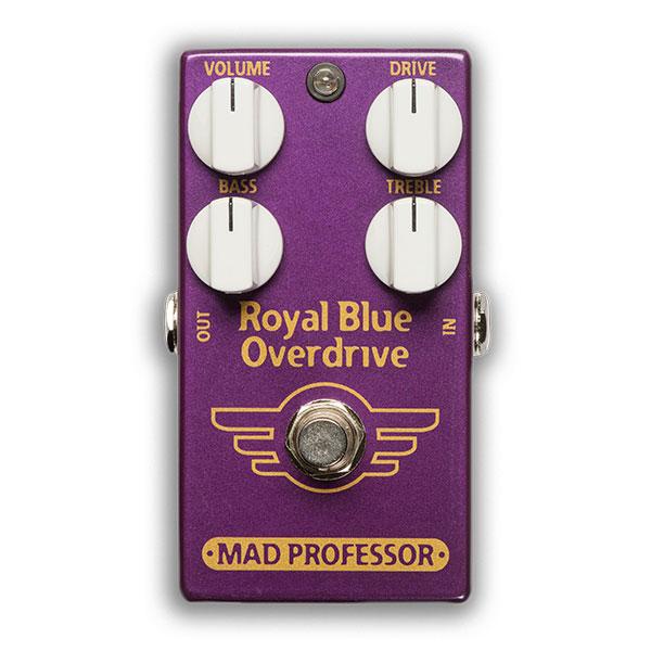 MAD PROFESSOR / Royal Blue Overdrive FAC