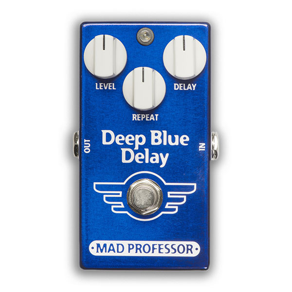 【お取り寄せ】 Mad Professor FAC/ Delay Deep Blue Delay Deep FAC, アップリケ通販ブロドリー:43a59519 --- canoncity.azurewebsites.net