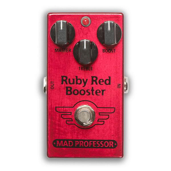 MAD PROFESSOR / Ruby Red Booster FAC