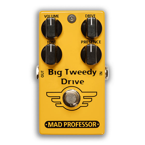 MAD PROFESSOR / Big Tweedy Drive FAC