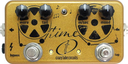Crazy Tube Circuits / time mk2