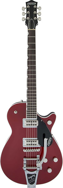 GRETSCH G6131T Players Edition Jet#8482; FT with Bigsby