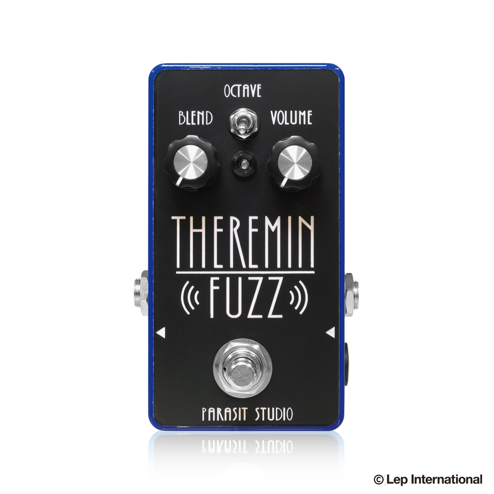 Parasit Studio / The Theremin Fuzz