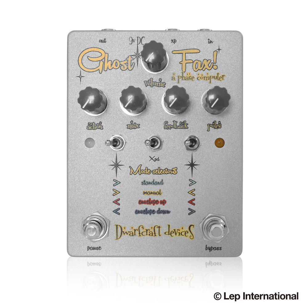 Dwarfcraft Devices / Ghost Fax