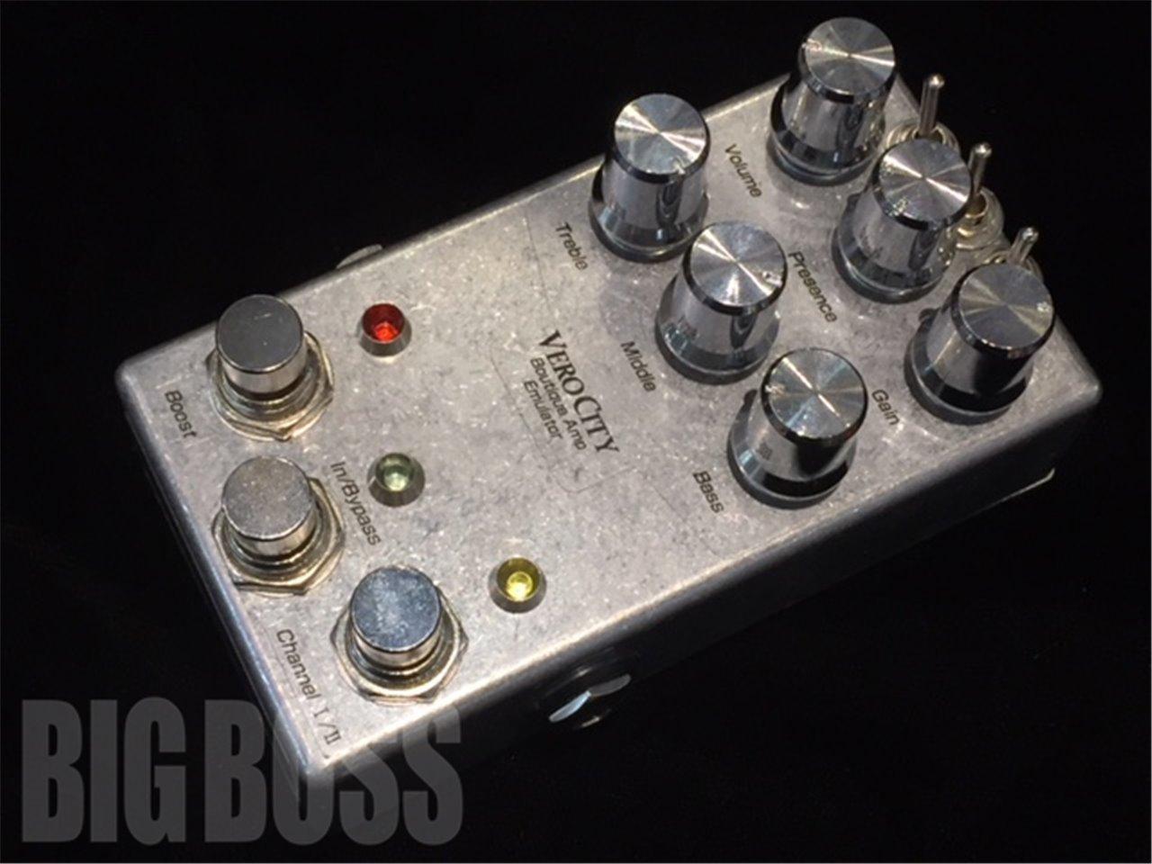 【受注生産】VeroCity Effects Pedals XTC-B3