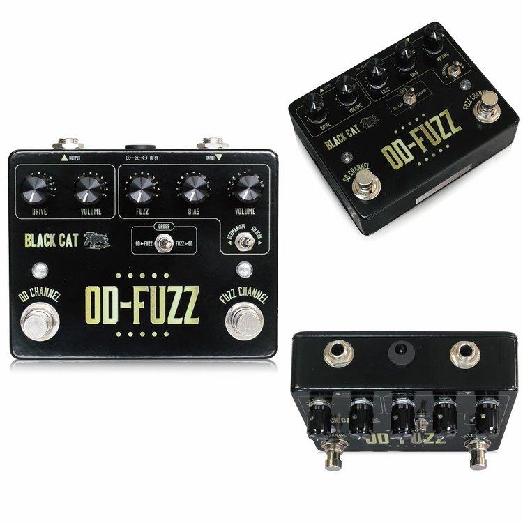 Black Cat / OD-Fuzz Deluxe