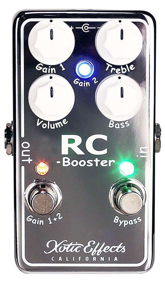 XOTIC / RC-Booster Ver.2
