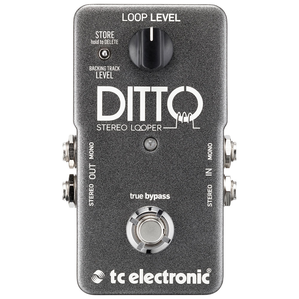 tc electronic / DITTO STEREO LOOPER
