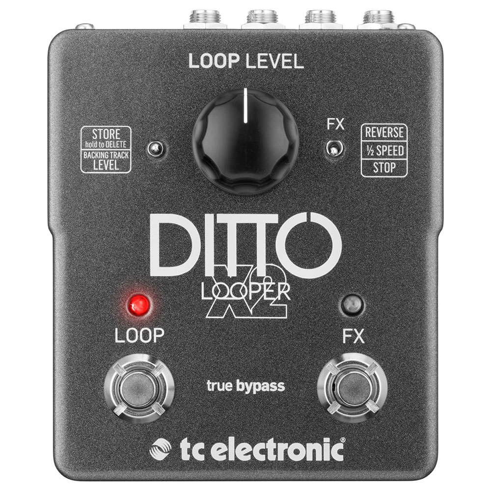 tc electronic / DITTO X2 LOOPER