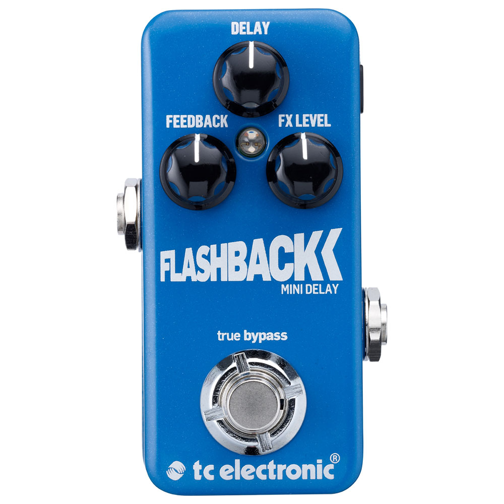 tc electronic / FLASHBACK MINI DELAY