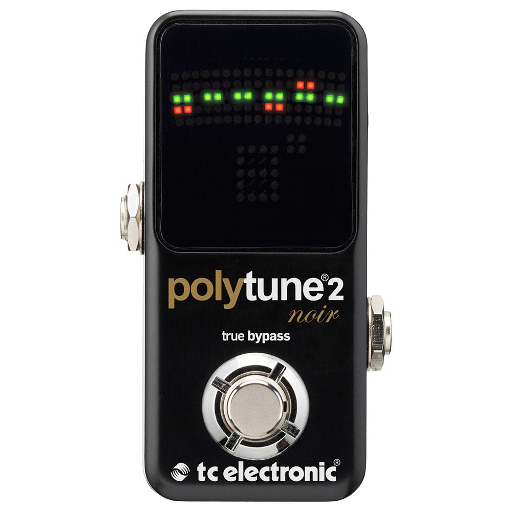 tc electronic / POLYTUNE 2 NOIR