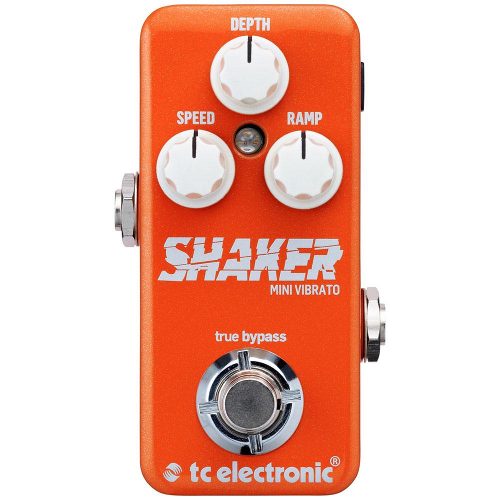 tc electronic / SHAKER MINI VIBRATO