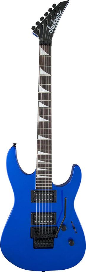 Jackson X Series SOLOIST SLX / Lightning Blue