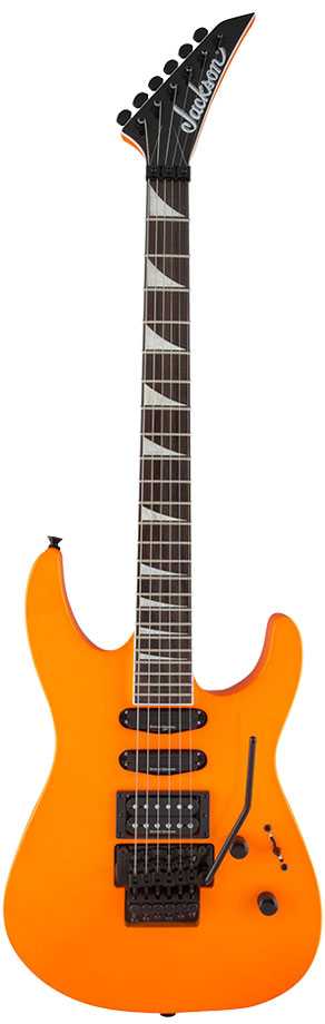 Jackson X Series SOLOIST SL3X / Neon Orange