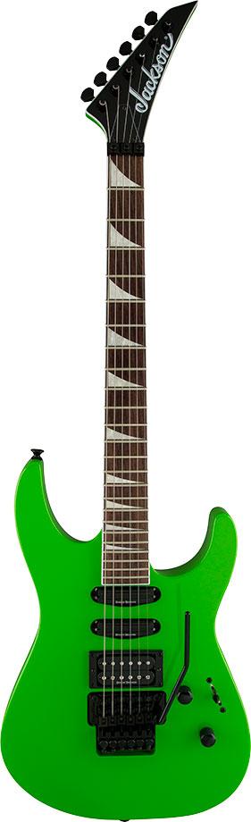 Jackson X Series SOLOIST SL3X / Slime Green