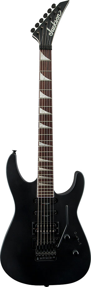 Jackson X Series SOLOIST SL3X / Satin Black
