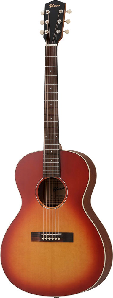 Greco アコースティックギター GAL-30P / Cherry Sunburst