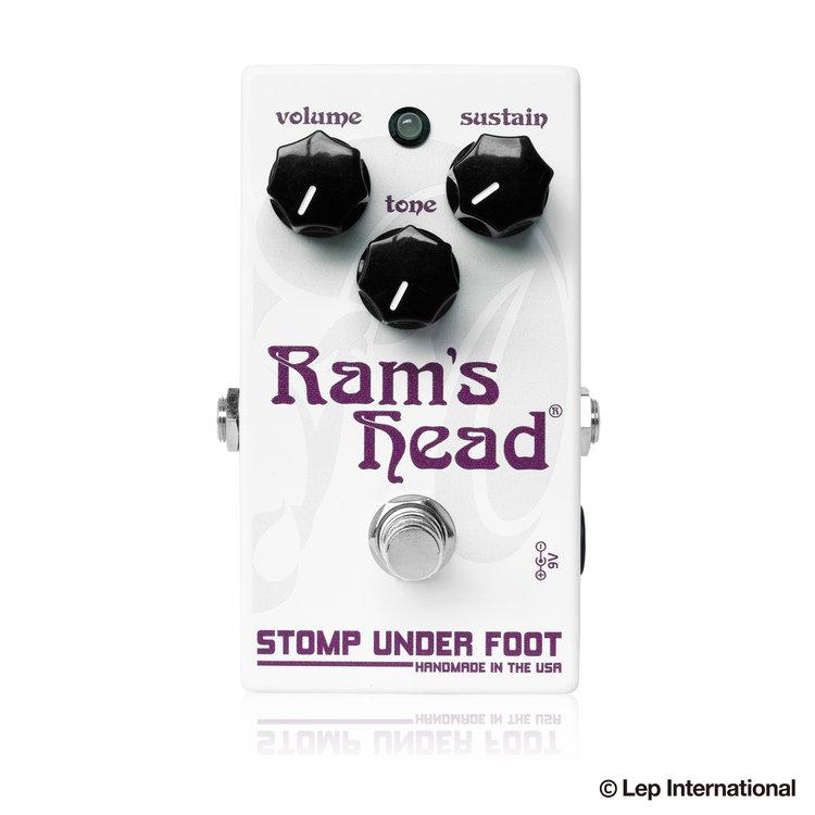 Stomp Under Foot Ram's Head