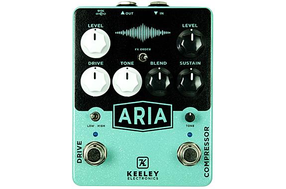 Keeley / Aria Compressor Drive
