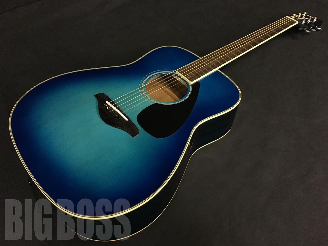 【即納可能】YAMAHA アコースティックギター FG820 / Sunset Blue