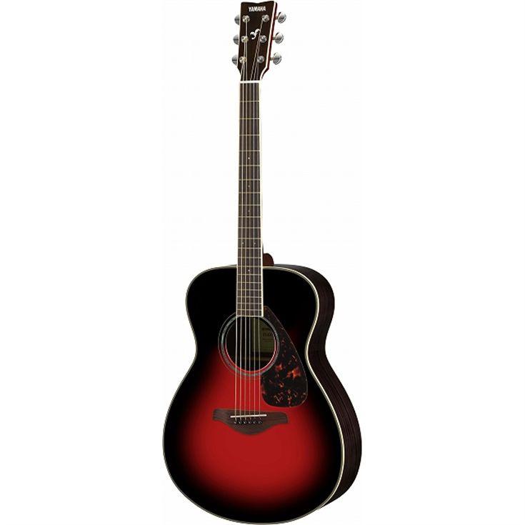 YAMAHA アコースティックギター FS830 / Dusk Sun Red