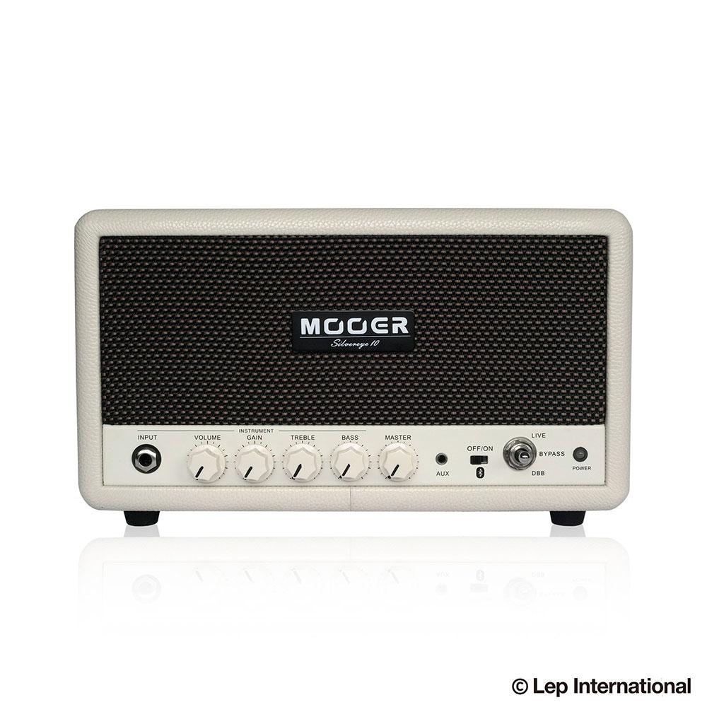 【納期1〜2ヶ月】Mooer Silvereye 10