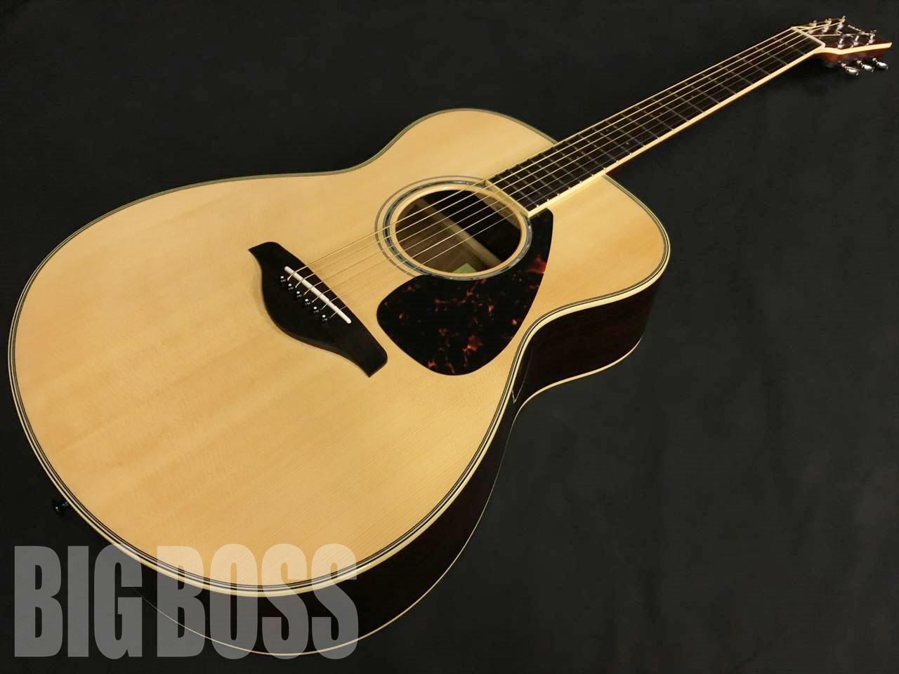 【即納可能】YAMAHA アコースティックギター FS830 / Natural